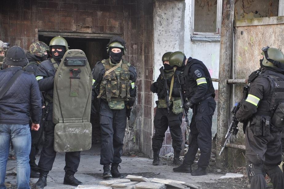 ФСБ провела антитеррористические учения в гостинице Калининграда