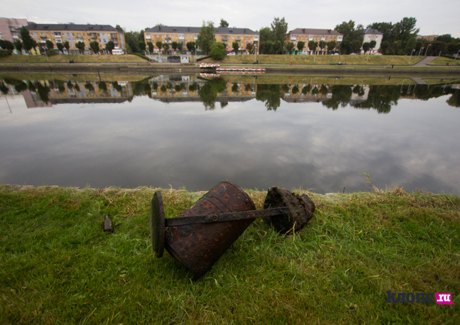 В здании калининградской спортивной школы незаконно принимали металлолом - Новости Калининграда