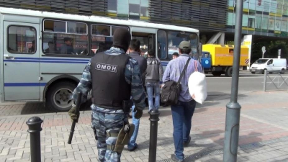 В Калининграде задержали 14 нелегальных мигрантов  - Новости Калининграда