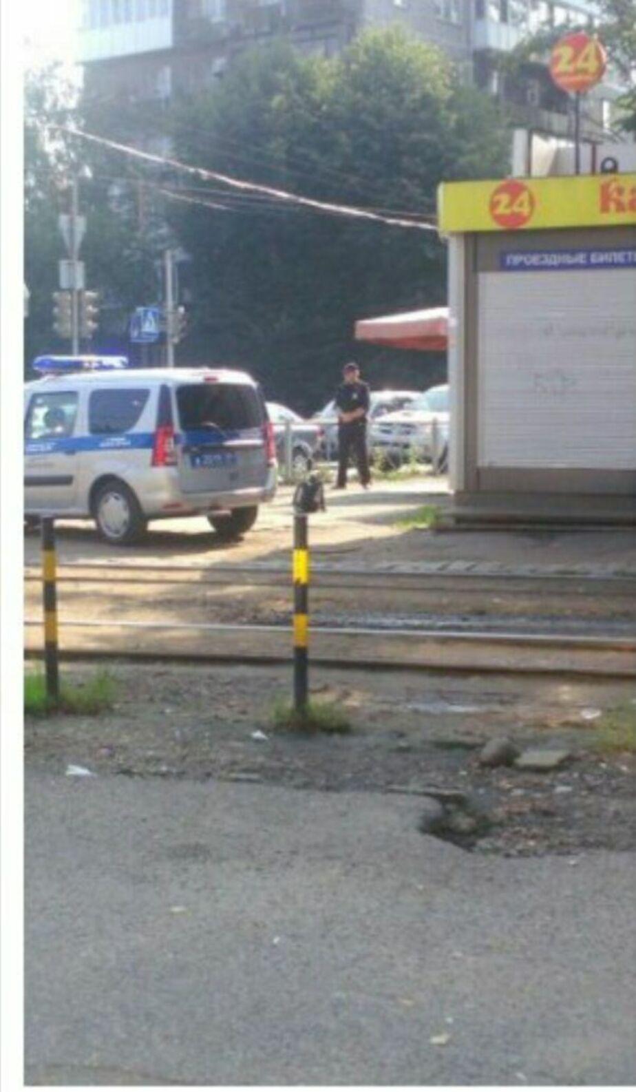 37868486f907 В Калининграде из-за сумки со школьной формой эвакуировали пассажиров  трамвая - Новости Калининграда
