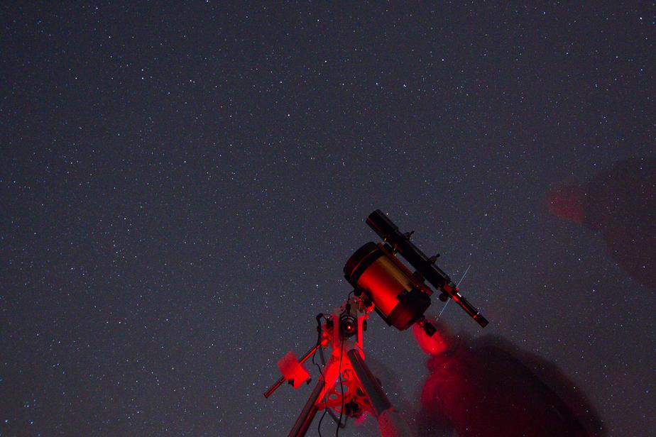 Астрономы составили карту мест в Калининграде, откуда лучше наблюдать за звездами  - Новости Калининграда