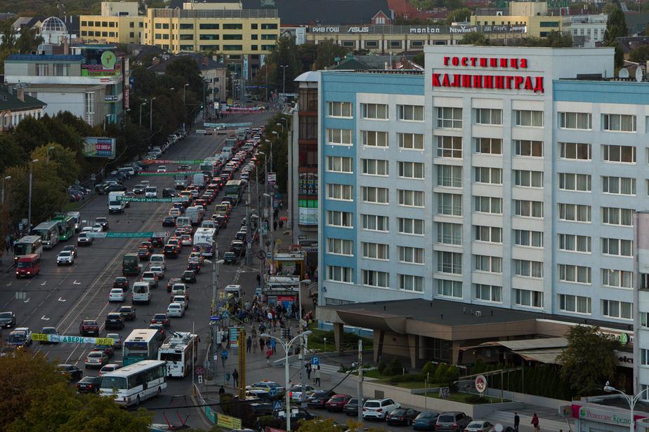 Эксперт предложила ограничить скорость движения в центре Калининграда до 30 км/ч - Новости Калининграда