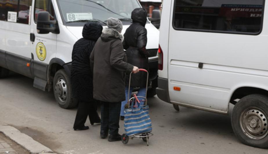 Калининградка, которую водитель маршрутки сбил на переходе, отсудила 90 тысяч рублей - Новости Калининграда