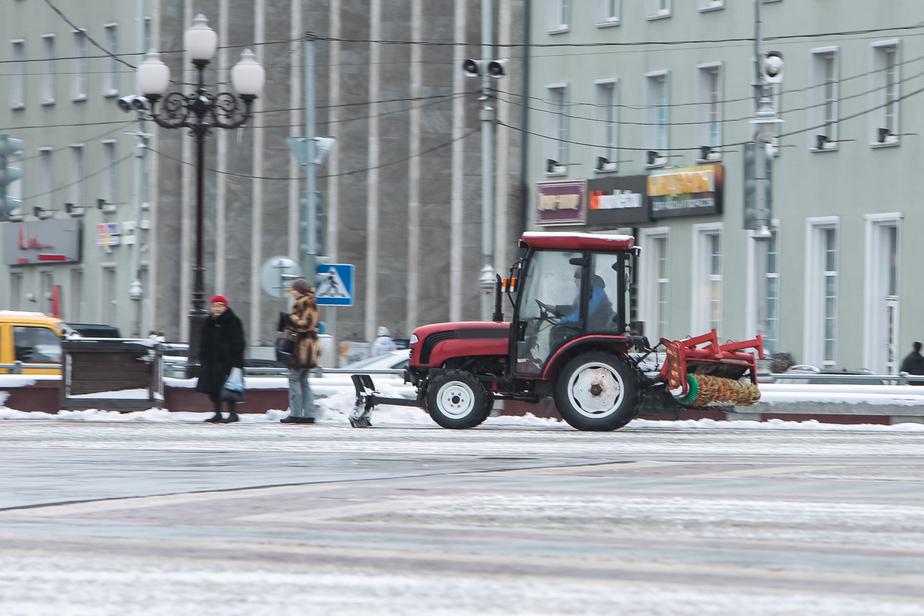 В Калининграде в понедельник произошло 73 мелких аварии - Новости Калининграда