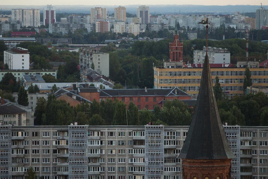 Разработчики генплана: к 2035 году в Калининграде будет жить полмиллиона человек  - Новости Калининграда