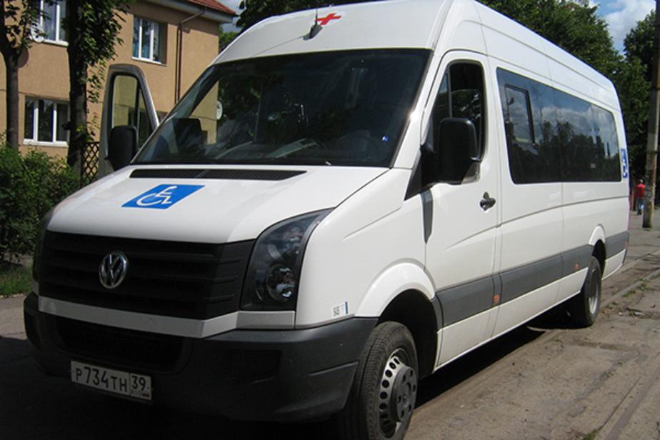 В Калининградской области появилось еще шесть микроавтобусов социального такси - Новости Калининграда
