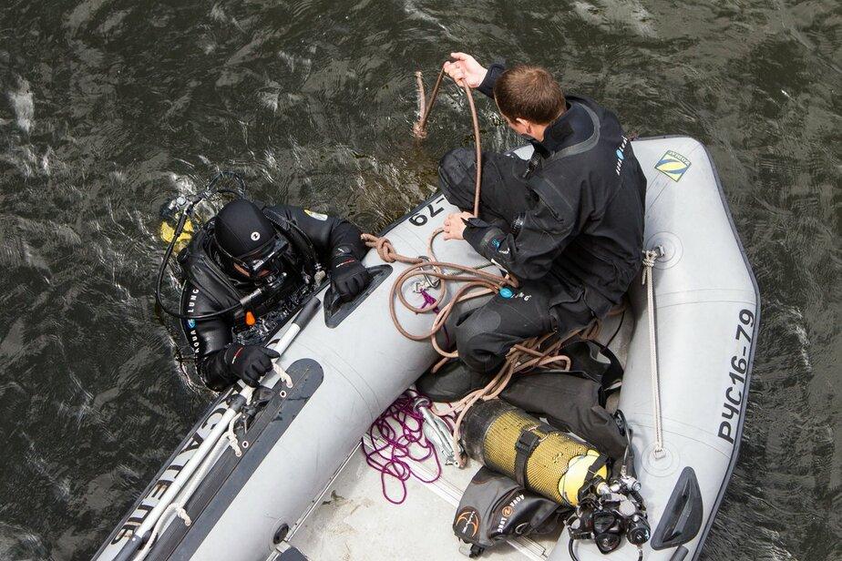 Со дна Калининградского залива поднимут потерявшийся 20-тонный якорь  - Новости Калининграда