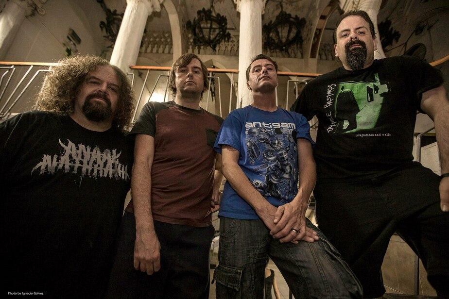 В Калининграде выступят британцы из легендарной группы Napalm Death - Новости Калининграда