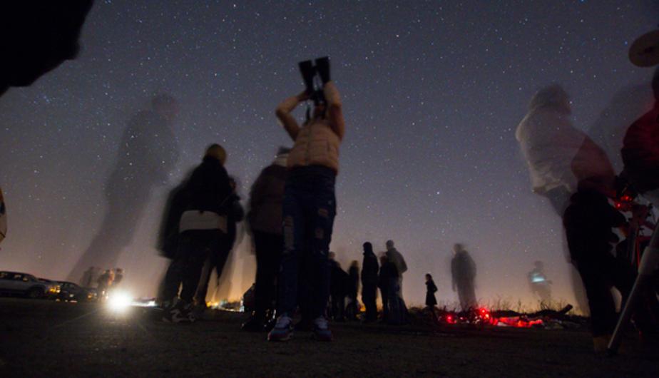 Калининградцы смогут увидеть метеорный дождь, если позволит погода