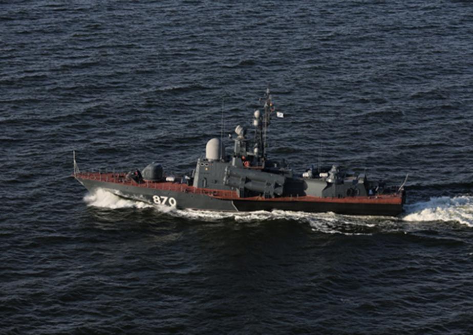 Ракетные катера Балтийского флота уничтожили боевые корабли условного противника  - Новости Калининграда