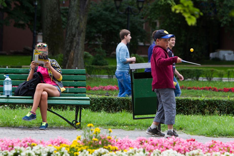 Опрос: калининградцы провели лето в прогулках по городу и поездках на дачу  - Новости Калининграда
