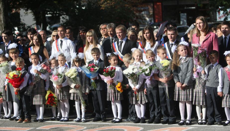 Калининградские волонтеры предложили не покупать цветы к 1 сентября и потратить деньги на помощь детям - Новости Калининграда