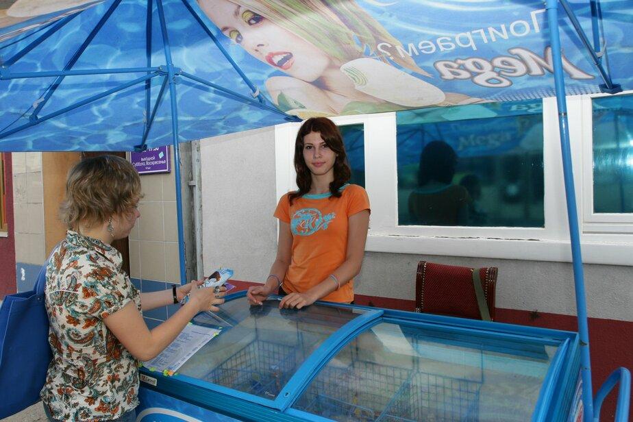 В Калининграде в честь дня трезвости раздадут тысячу порций мороженого - Новости Калининграда