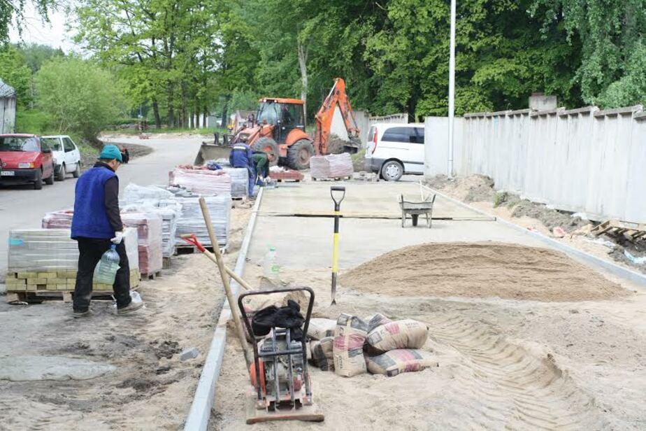 В Калининграде построят дорогу к детскому саду на Сельме  - Новости Калининграда