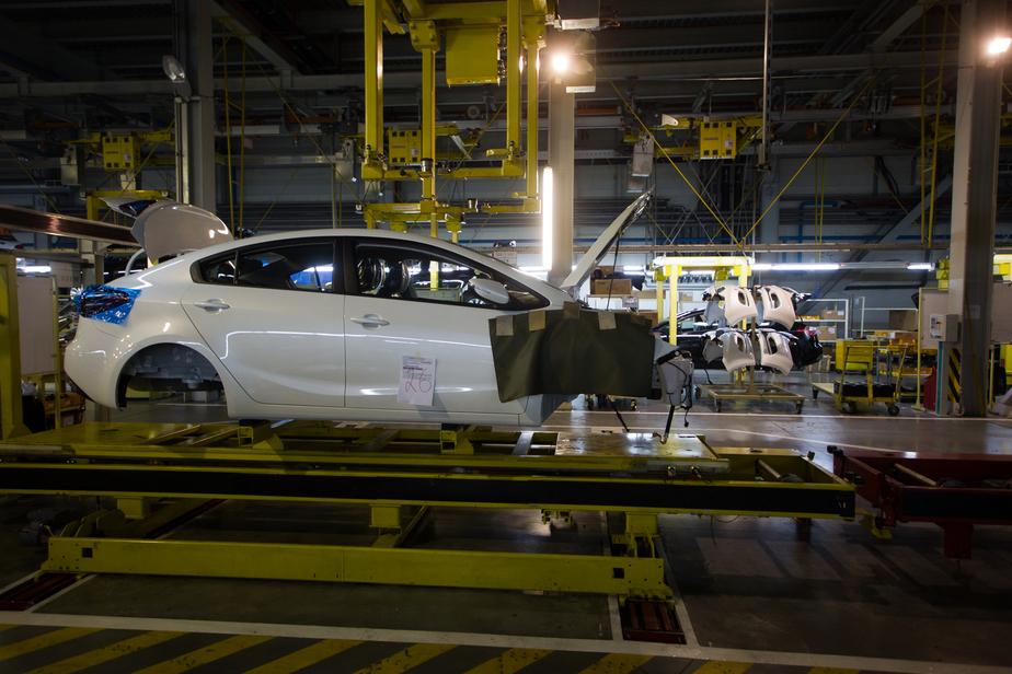 Калининградское правительство объяснило спад промышленного производства на 10% - Новости Калининграда