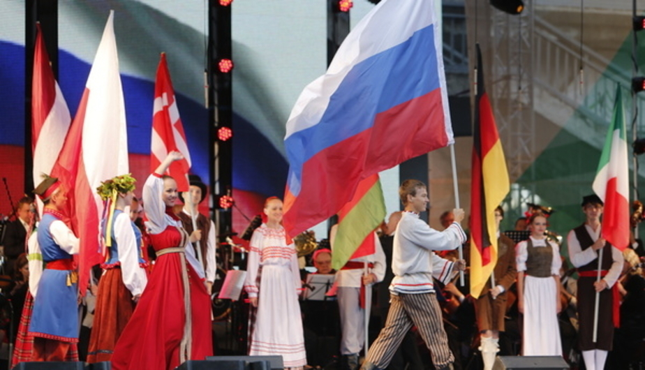 В России создадут каталог патриотической музыки - Новости Калининграда