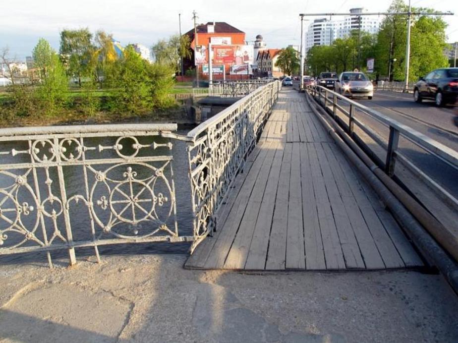 Калининградцы собирают подписи за сохранение исторического облика Деревянного моста  - Новости Калининграда