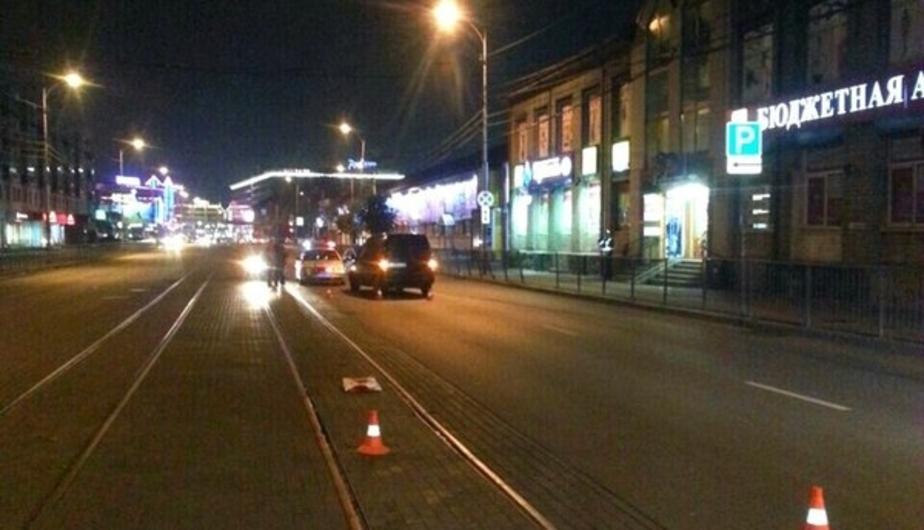 У Центрального рынка после смертельного ДТП планируют включить светофор (дополнено) - Новости Калининграда