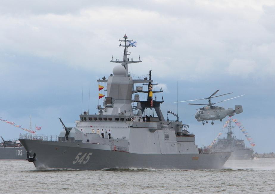 Spiegel: Новая морская доктрина России ответит на мировую гегемонию США  - Новости Калининграда