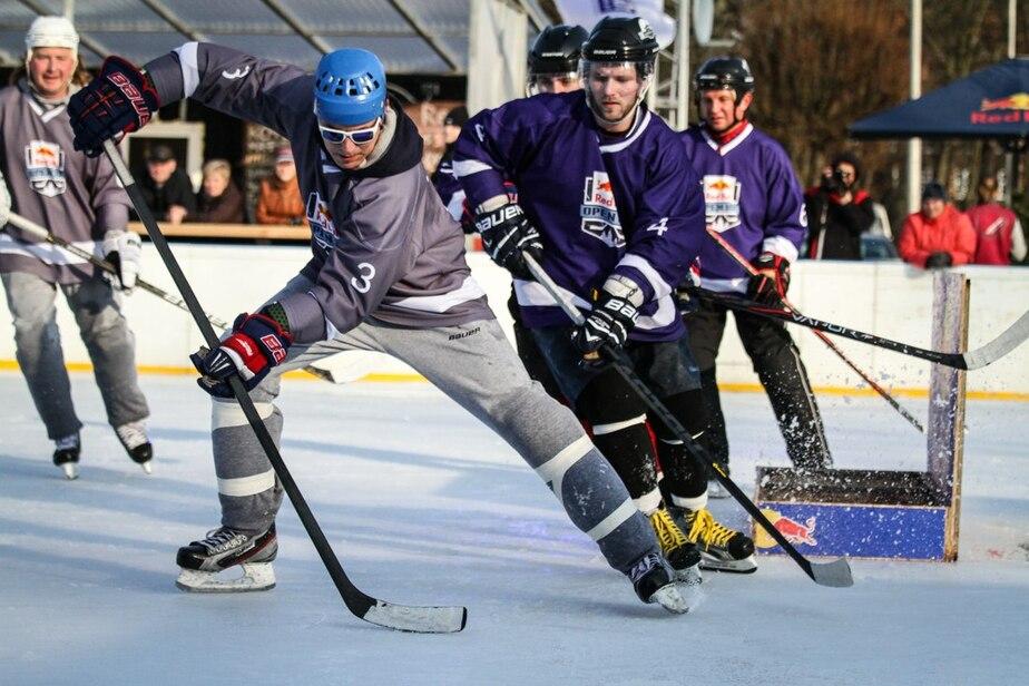 На озере Поплавок состоится хоккейный турнир на призы Кропоткина
