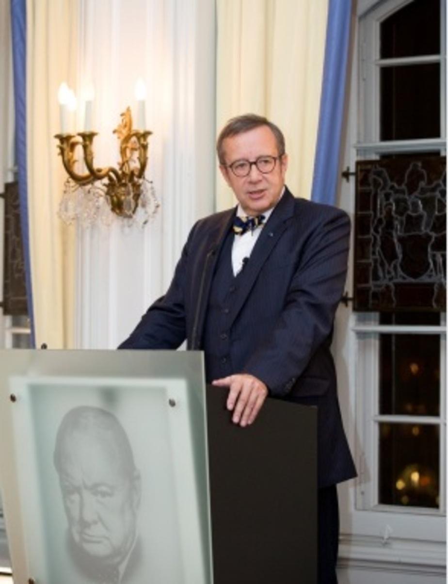 Президент Эстонии: поведение России непредсказуемо и агрессивно