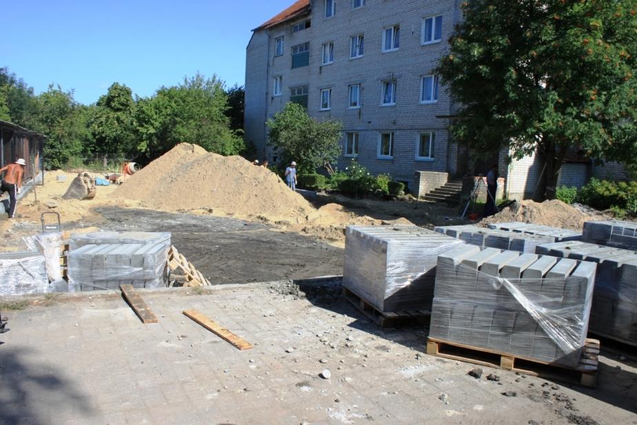 В Калининграде приведут в порядок 12 дворов и три детских площадки - Новости Калининграда