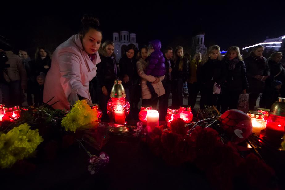 В калининградском храме на 40-й день после крушения самолёта в Египте пройдёт панихида - Новости Калининграда