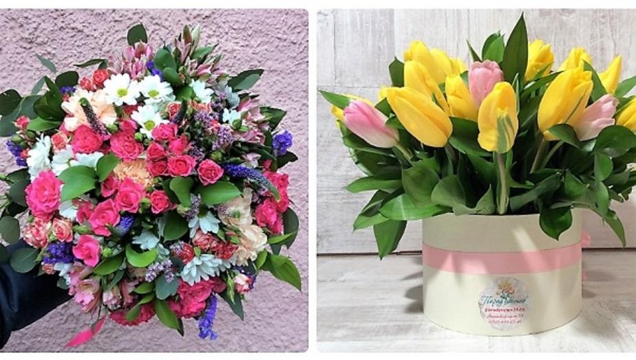 Махровые тюльпаны, гортензии или пионы: калининградские флористы назвали самые популярные цветы на 8 Марта - Новости Калининграда