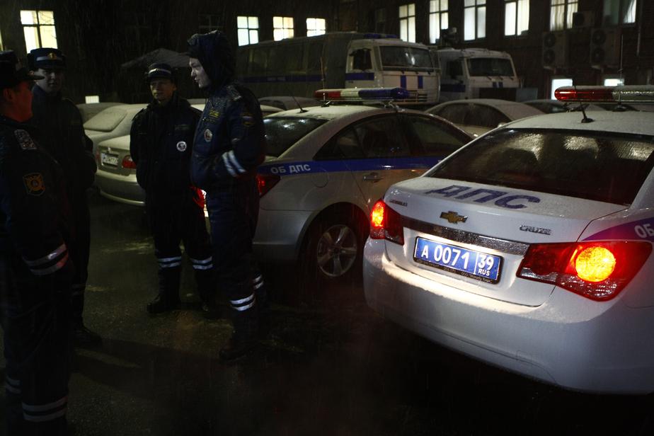 В Черняховске оштрафовали владельца автомобиля, пустившего пьяного друга за руль - Новости Калининграда