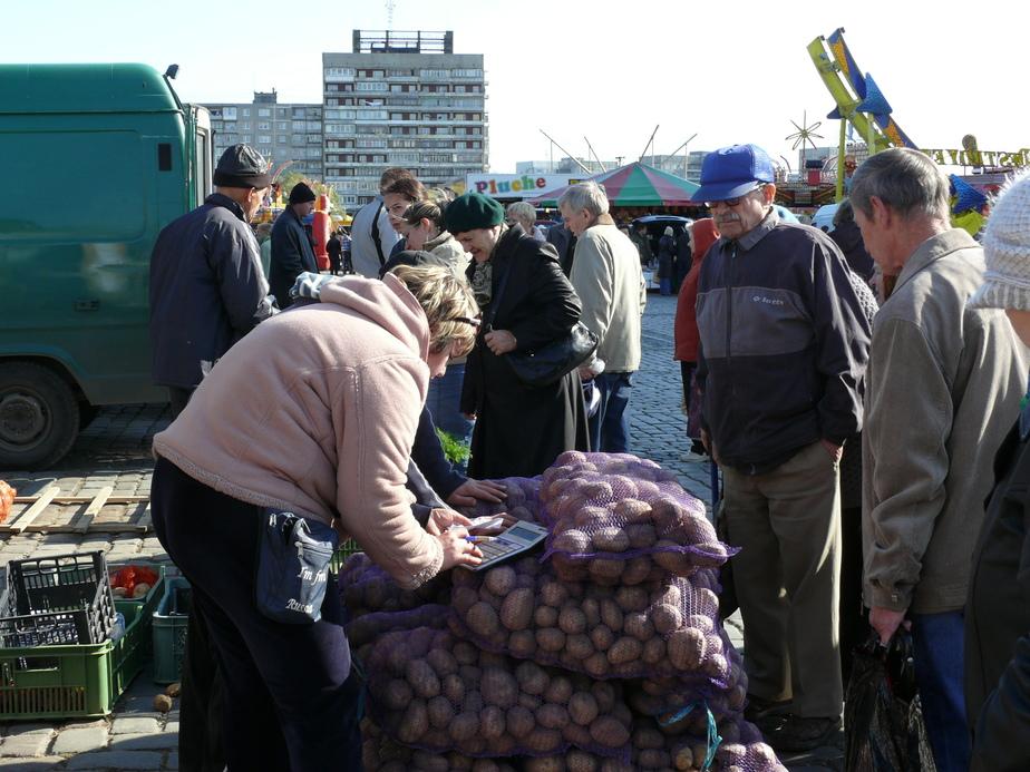 Ярмарка у Дома Советов будет работать еще два года - Новости Калининграда