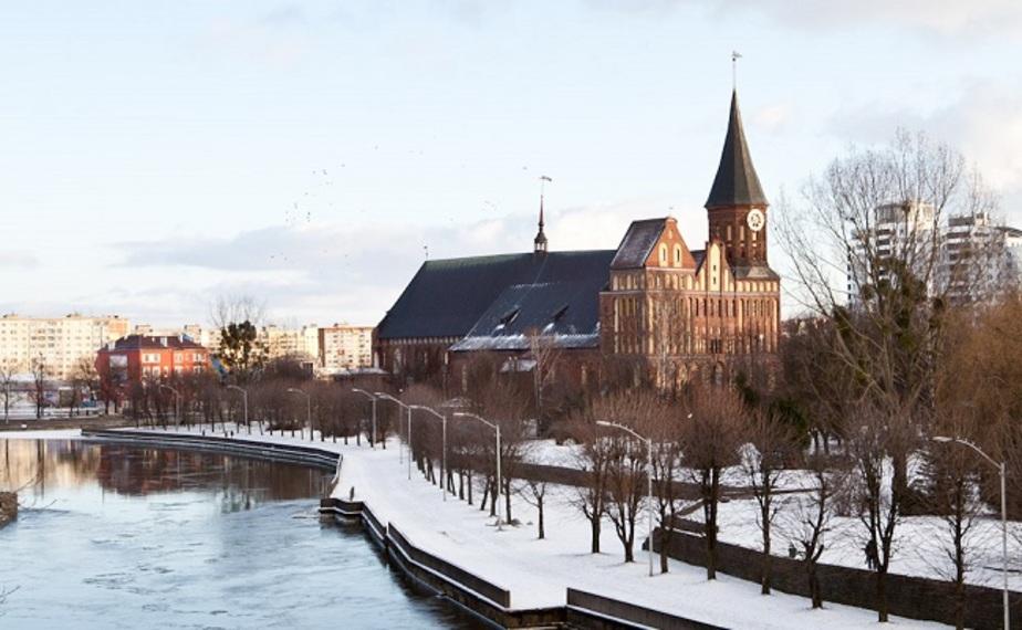 Калининград стал одним из самых популярных внутренних направлений на новогодние праздники - Новости Калининграда