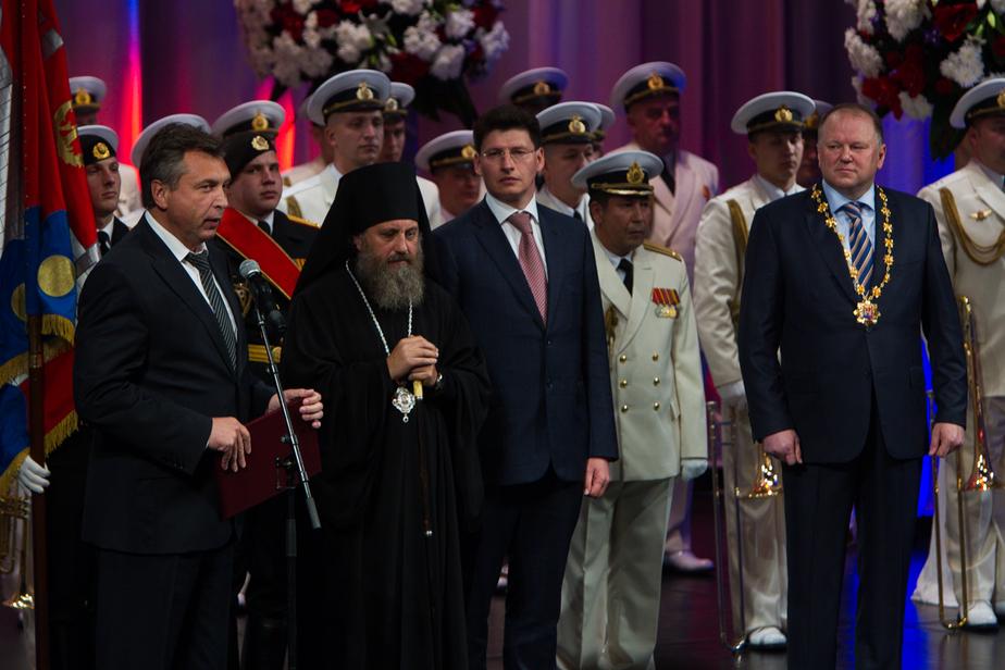 Сенатор Ткач сравнил губернатора с капитаном корабля - Новости Калининграда