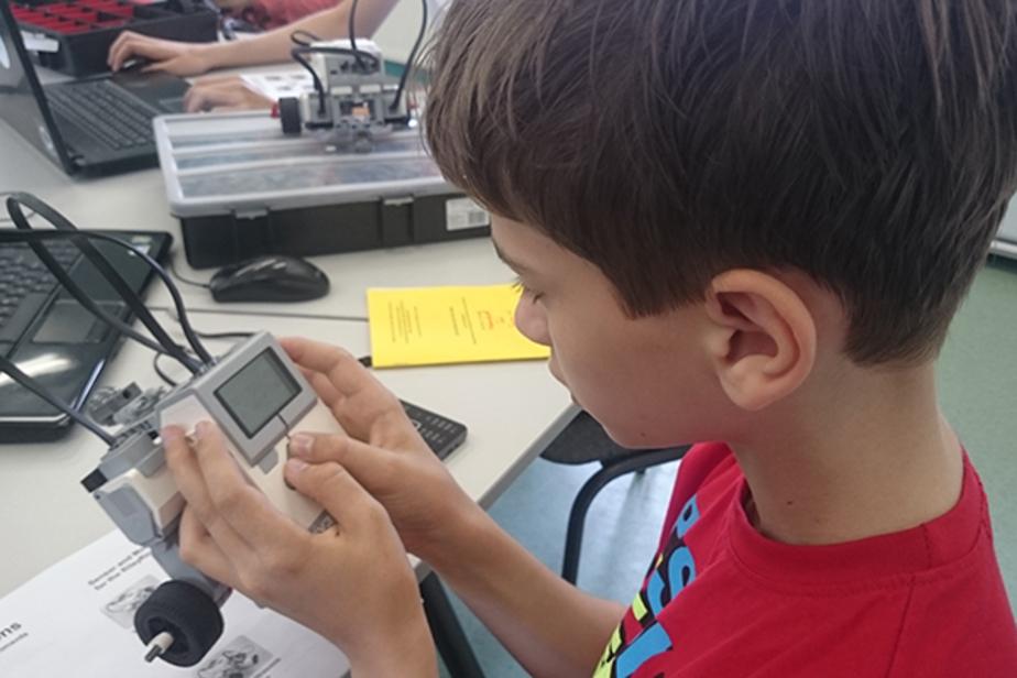В Калининградской области открылся уникальный детский робототехнический лагерь - Новости Калининграда