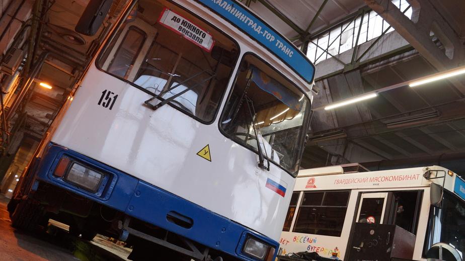"""""""ГорТранс"""": средний возраст калининградского троллейбуса — 4,5 года - Новости Калининграда"""
