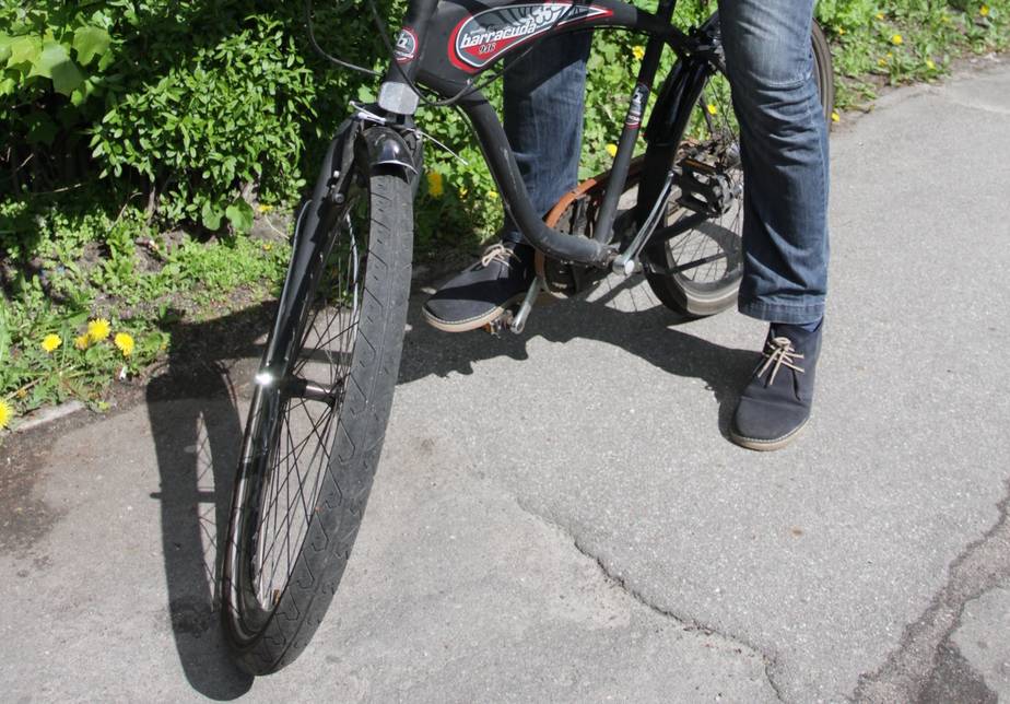 В Калининграде полиция ищет велосипедиста, сбившего пенсионерку - Новости Калининграда