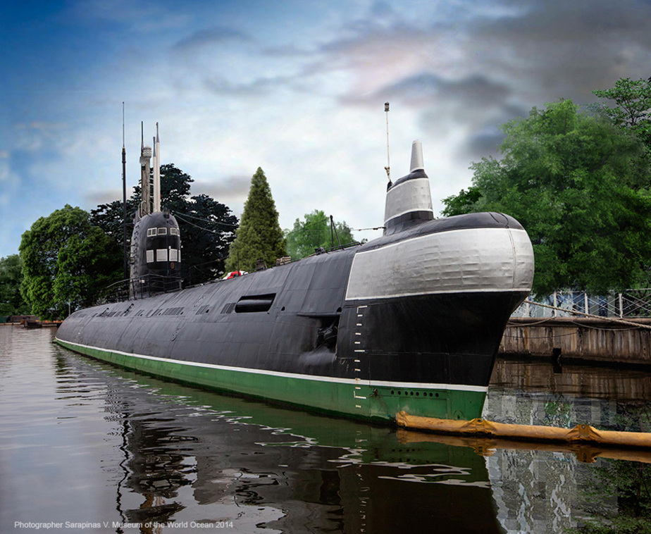 Калининградская подводная лодка снова попала в десятку лучших музеев России - Новости Калининграда