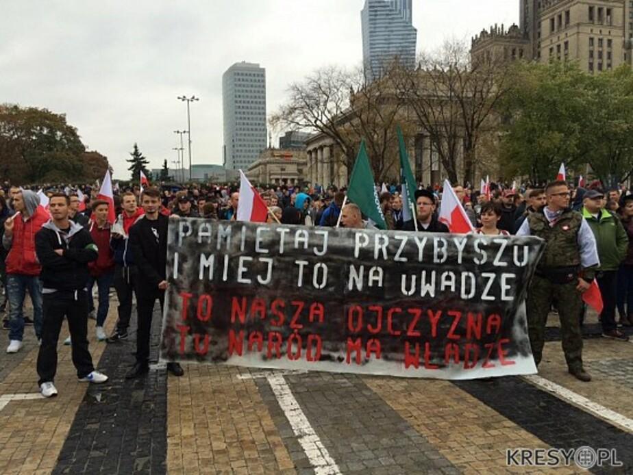 Поляки протестуют против иммигрантов  - Новости Калининграда