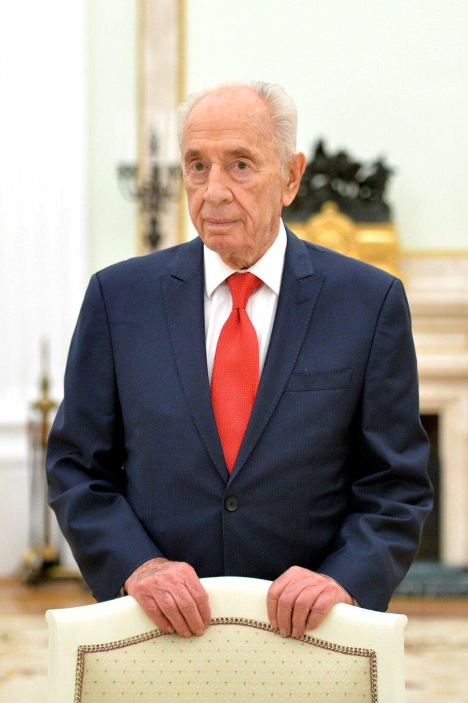 В Израиле скончался бывший президент Шимон Перес  - Новости Калининграда