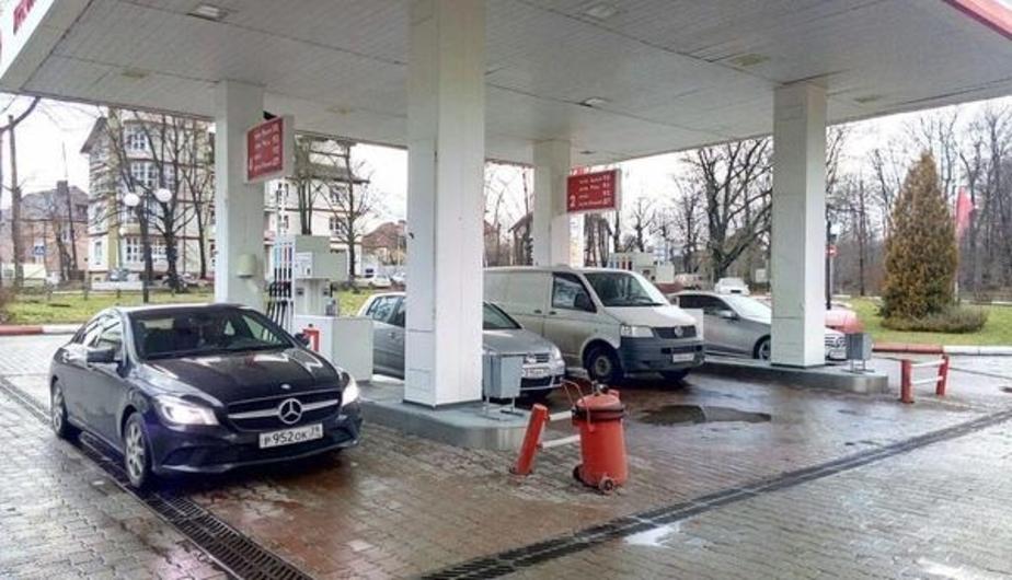 В январе в Калининградской области отмечен самый высокий в стране рост цен на бензин - Новости Калининграда