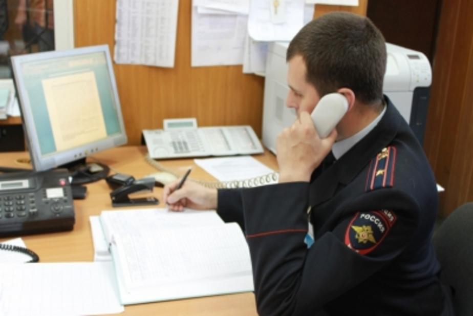 Калининградка, поругавшись с соседом, написала на него ложный донос в полицию  - Новости Калининграда