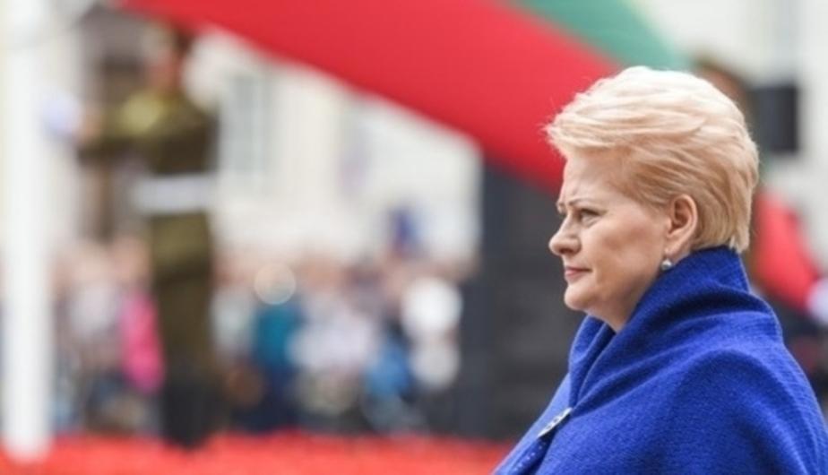 Фото:сайт президента Литвы