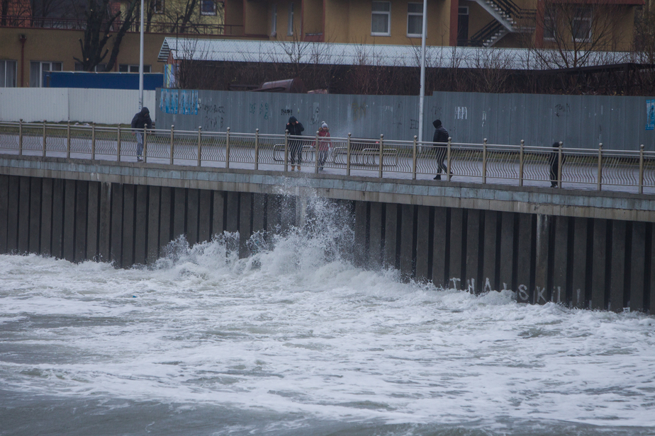 В Калининграде порывы ветра усилятся до 17 м/с - Новости Калининграда