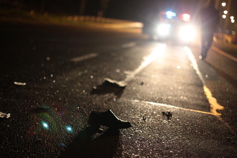 На Московском проспекте два автомобиля сбили насмерть двух пешеходов (дополнено) - Новости Калининграда