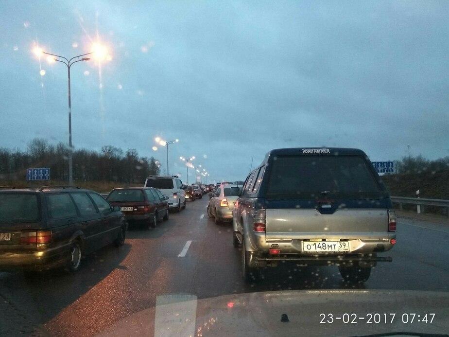 На погранпереходе Мамоново – Гжехотки образовались пробки в обе стороны - Новости Калининграда
