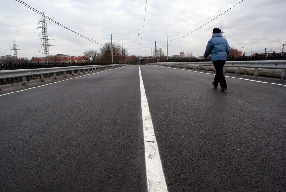 В районе нового моста на ул. Суворова скоростной режим ограничат до 40 км/ч - Новости Калининграда