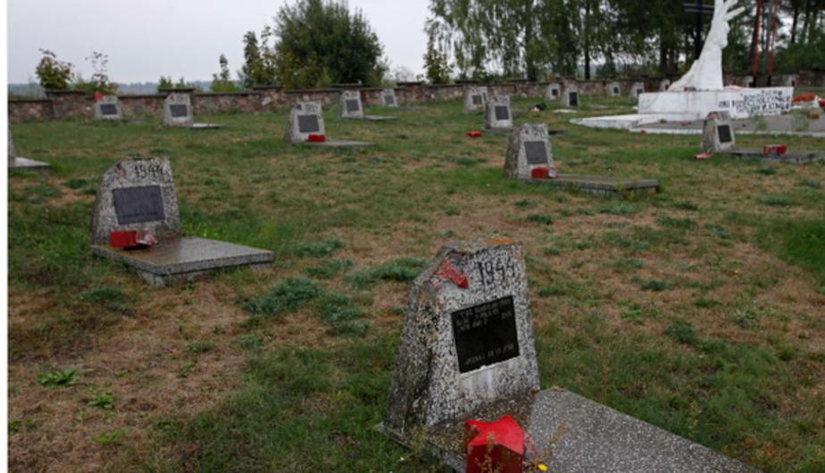 В Польше восстановили советское кладбище, разрушенное детьми-вандалами  - Новости Калининграда