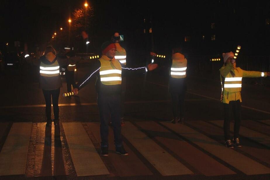 ГИБДД: на дорогах Калининградской области появился световозвращающий десант - Новости Калининграда
