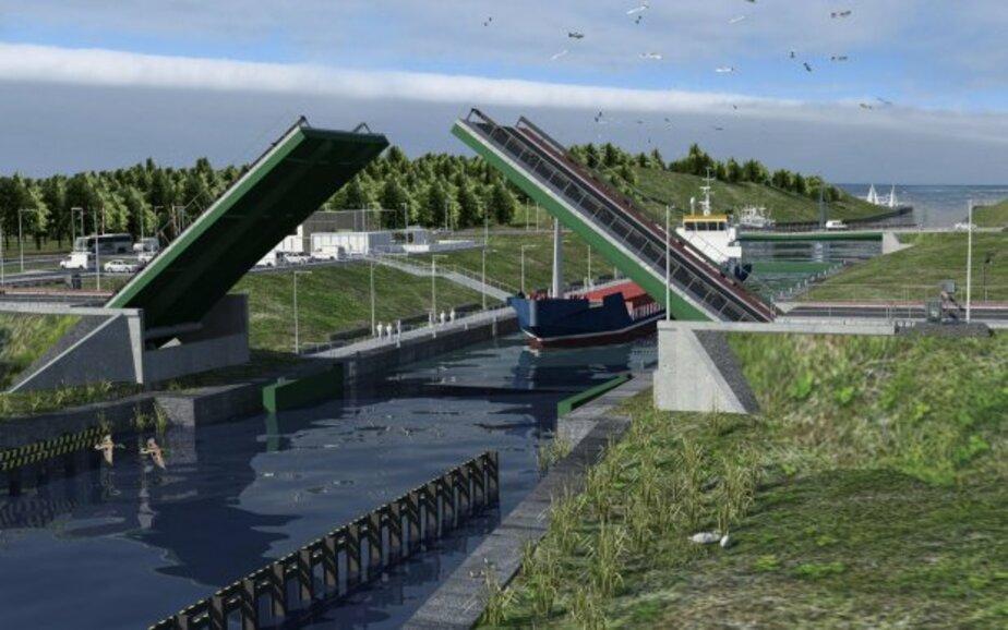 В Польше объявлен тендер на проект строительства канала через Балтийскую косу - Новости Калининграда