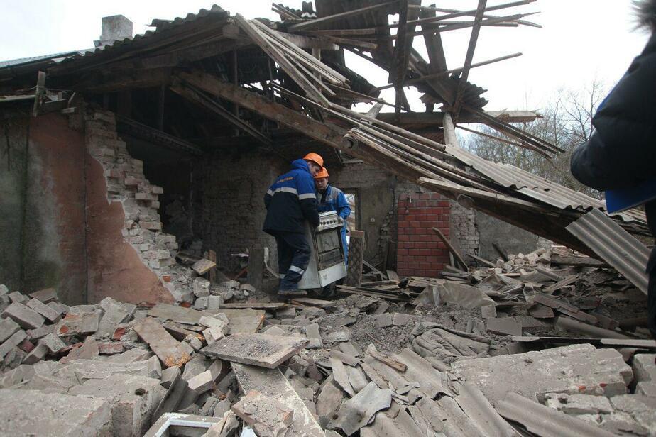 СК назвал причину взрыва в доме под Калининградом - Новости Калининграда