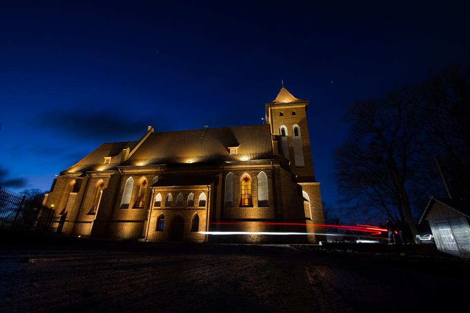 В бывшей кирхе Арнау под Калининградом организовали монашескую общину (фото) - Новости Калининграда